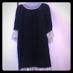 Umgee Boutique Dress 1X
